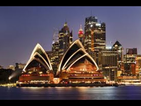 Sydney  City Tour , Australia  In Ultra 4K