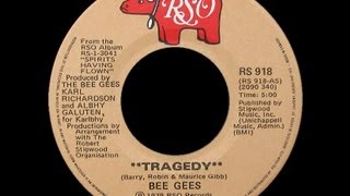The Bee Gees Tragedy 1979 Disco Purrfection Version