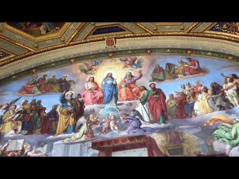 Vatican City Virtual Travel Tour From Summer in Rome 2018