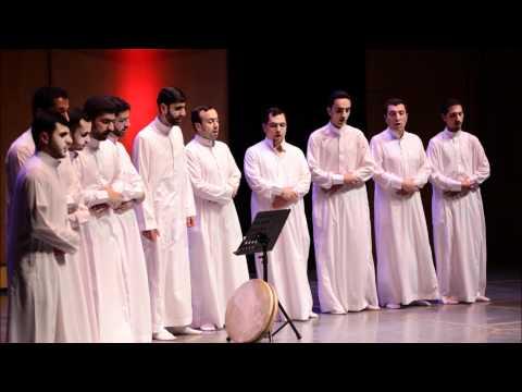 Nawa Band  Aleppo Sufi Zikr  ذكر صوفي  فرقة نوا
