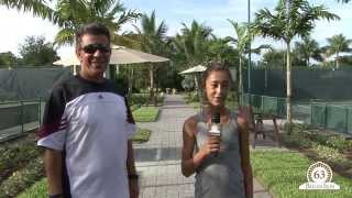 BallenIsles.TV - USTA Clay Court Girls 12 and Under Tournament