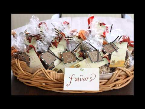 Best Bridal shower favors decorating ideas