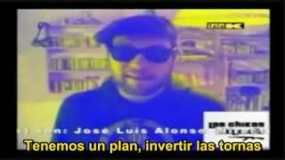 NEGA - Los Chikos del Maiz - Freestyle 2011 [Spanish Subtitles]