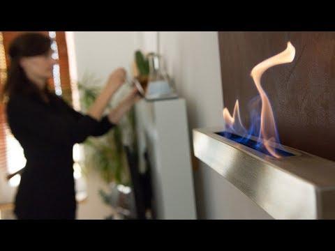 Bio-Ethanol-Kamine: Gemütlich oder gefährlich?