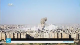 إسقاط طائرة حربية سورية قرب دير الزور
