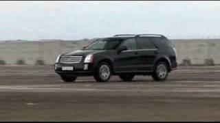 """Тест драйв Cadillac SRX. Все плюсы и минусы американского """"Кэдди"""""""
