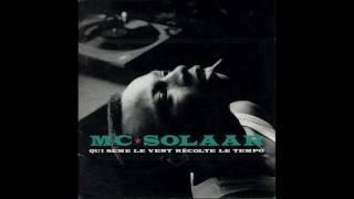 MC Solaar - Qui Sème Le Vent Récolte Le Tempo [1991, Full Album]