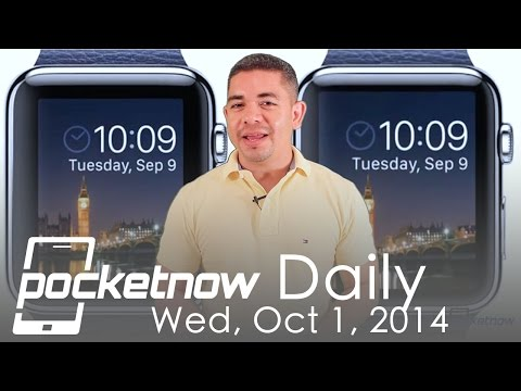 Apple Watch Changes, Sony Xperia Z3X, Galaxy Note 4 Dates & More - Pocketnow Daily