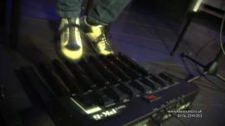 Roland PK6 Dynamic MIDI Pedal Overvieuw