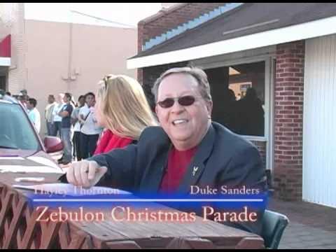 Zebulon Christmas Parade - 2011
