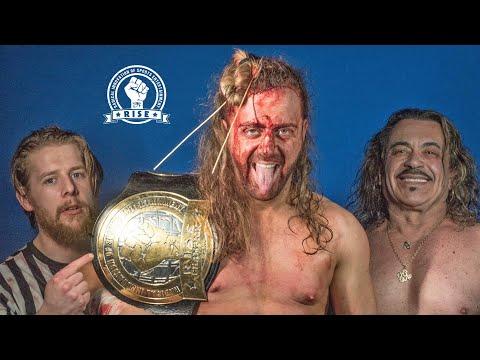 RISE Deathmatch Post Match Interview w/ Darwin & Wagner