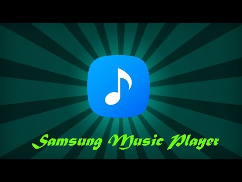 How to get samsung music player on most android devices GO TO THE (OTHER VIDEO OTHER WAY)NOT WORKING