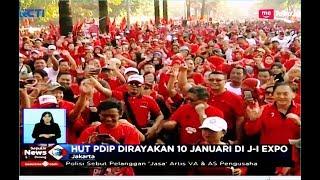 Sambut HUT Ke-46, PDIP Gelar Parade Galang Dukungan Jokowi-Ma'ruf - SIS 06/01