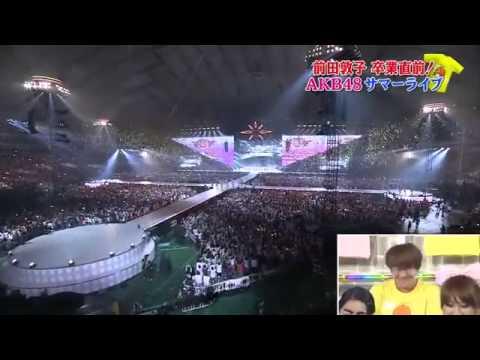 AKB48 Tokyo Dome - 1830m