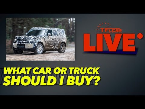 These Are The Top 10 Most Anticipated Cars Coming In 2020! | What Car or Truck Should I Buy Ep. 53
