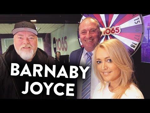 Barnaby Joyce Talks Feuds, Family & Depression | KIIS1065, Kyle & Jackie O