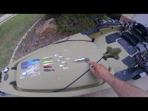 White Bass Trolling HowTo