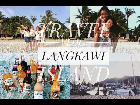 TRAVEL VLOG 2016 || Langkawi, Malaysia