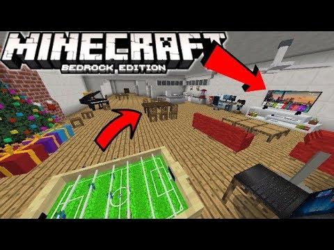 (FURNITURE IN MCPE) FURNICRAFT How To Get Furniture In Minecraft PE 1.12+