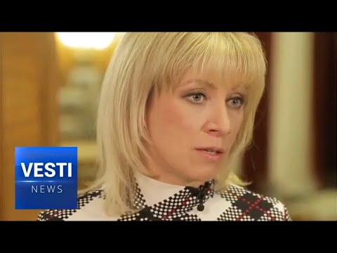 Zakharova:The Kurds Are in Big Trouble, They Actually Believed Uncle Sam's Promises