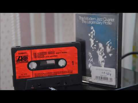 The Modern Jazz Quartet ‎– The Legendary Profile - Full Album - Cassette Rip