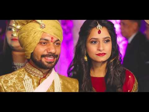 Gourav+Surbhi Wedding Story.