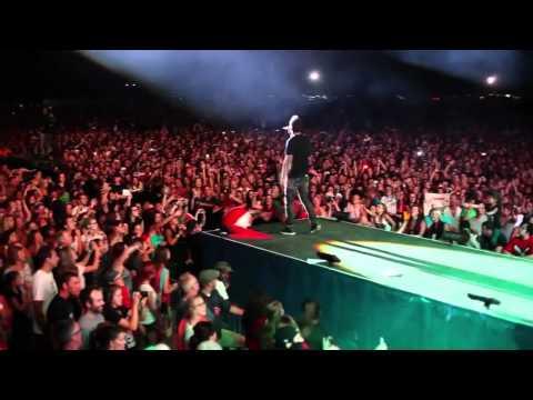 Simple Plan live in Québec, Hot Air Balloon Festival Full