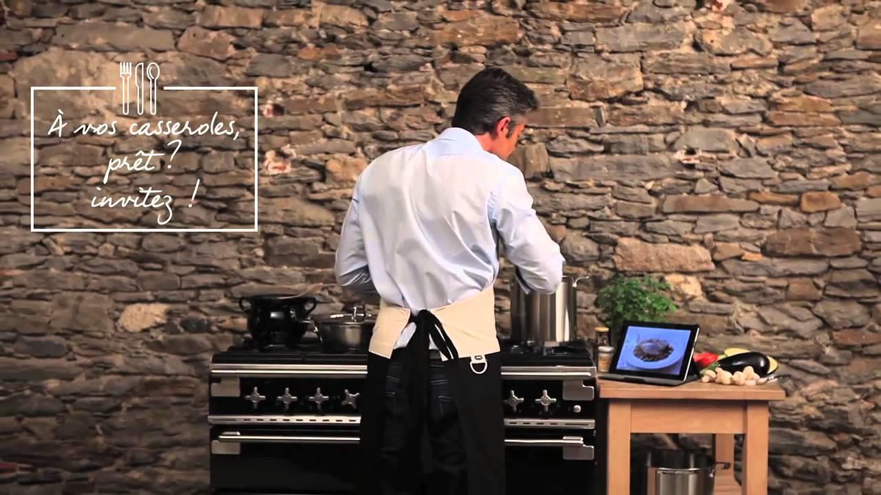 nouveau produit 44592 bc5e7 Falcon - Réalisation d'une vidéo de présentation des pianos de cuissons