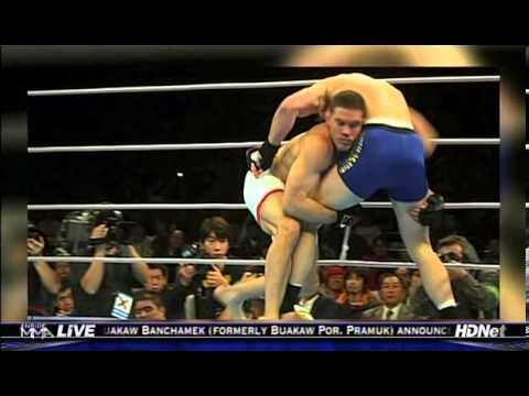 Ricardo Almeida and Judging on Inside MMA