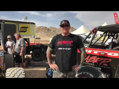 King of the Hammers ESAB Moment of Truth - Loren Healy