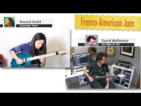 Franco American Jam with Anouck André