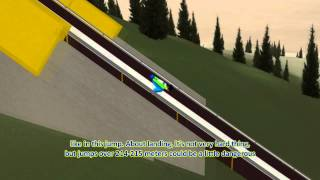 DSJ4 - How to fly on ski flying hills? [ENG Subtitles + Commentary]
