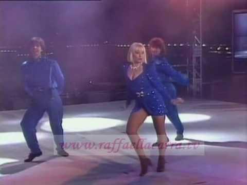 RAFFAELLA CARRA' - 1, 2, 3, 4, DANCING