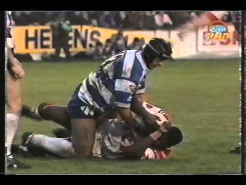 St Helens 41-6 Wigan 27th December 1992