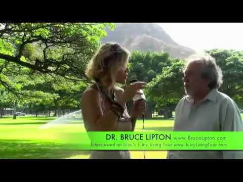 1/2- Dr Bruce Lipton - Révolution de l'évolution et émergence des créatifs culturels.