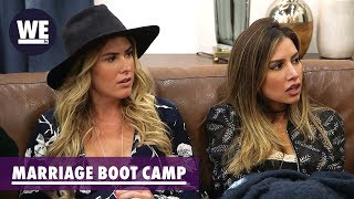 We Need A Mood Stabilizer | Marriage Boot Camp: Reality Stars | WE tv