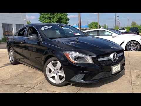 2016 Mercedes-Benz CLA Schaumburg, Barrington, Arlington ...