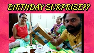 Revealing 3 Boxes and SURPRISE on Birthday :) | Thanks all of you