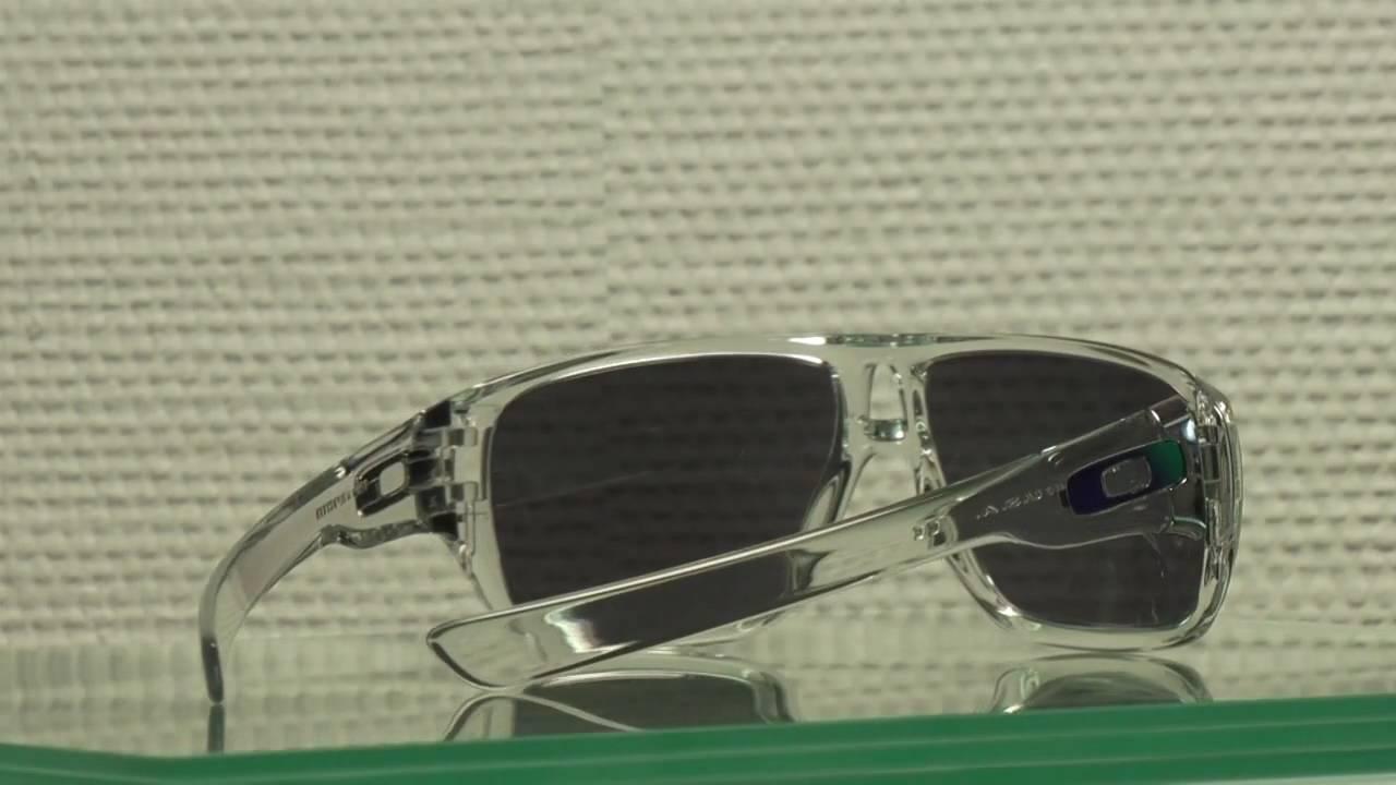 920804470c Oakley - Dispatch Polished Clear Chrome Iridium - YouTube