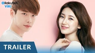 WHILE YOU WERE SLEEPING - OFFICIAL TRAILER [Eng Sub] | Lee Jong Suk, Suzy, Shin Jae Ha