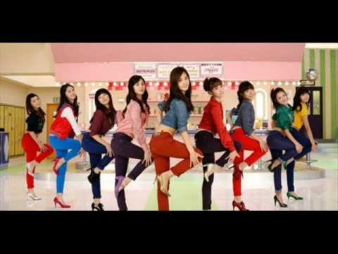 SNSD Gee MP3(+Romanized Subs)