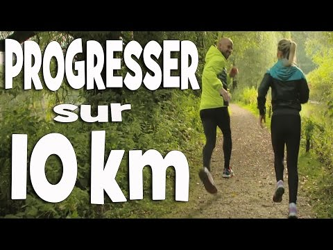 Comment progresser sur 10 km - Alexandre Mallier