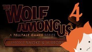 THE WOLF AMONG US 2: SMOKE AND MIRRORS - FINAL