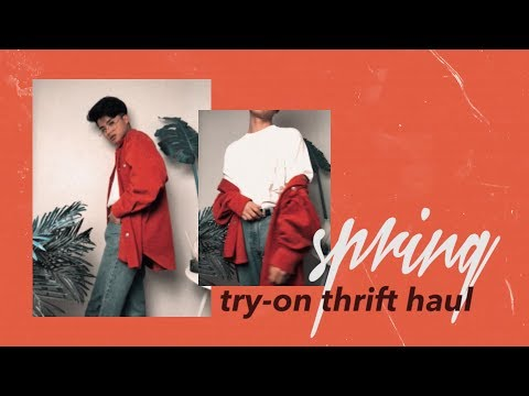 Spring Try-On Haul 2018 | MENS