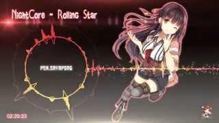 NightCore - Rolling Star [Yui]
