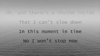 Rhythm Inside - Calum Scott (Lyrics)