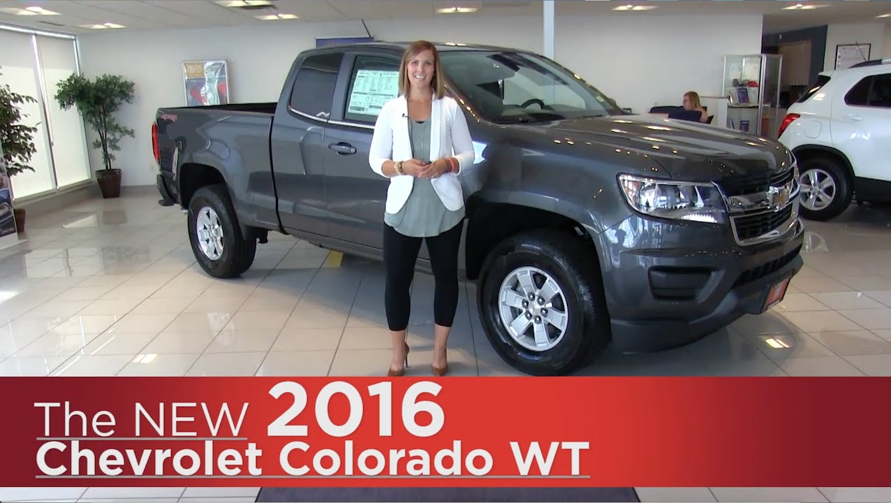 new 2016 chevrolet colorado wt work truck minneapolis. Black Bedroom Furniture Sets. Home Design Ideas