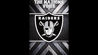 "OAKLAND RAIDERS!!! ""THE NATION'S VOICE"" EPISODE 2!!! LETS HEAR IT NATION!!! RAIDER NATION!!!"