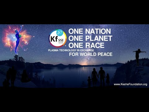 4th One Nation, One Planet, One Race, for World Peace Meeting, September 5, 2017 4 pm CEST