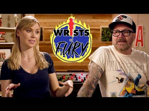 Pro foosball player DOMINATES fellow comic: Wrists of Fury